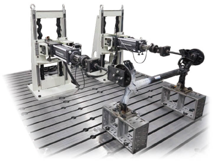 Two Axis / Multi-Axis Automotive Test System - KL Analytical