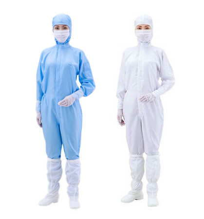 Dust-free Clothing with Hood - KL Analytical